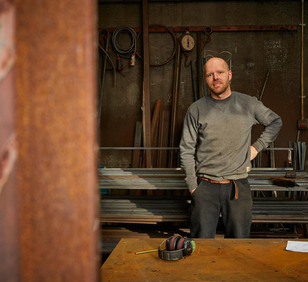 Forging Ahead: The Master Craft of an Artisan Blacksmith