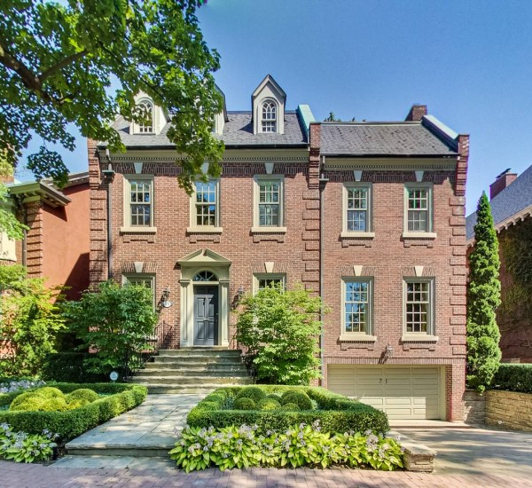 Classic Rosedale Home on a Highly Coveted Street | 71 Chestnut Park Road