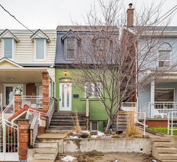 Charming Home in Little Portugal | 22 Frankish Avenue