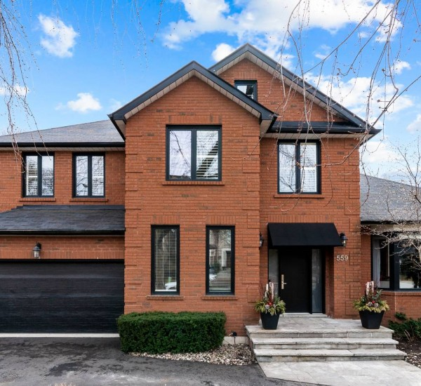Impressive Renovated Home in Bedford Park | 559 Old Orchard Grove