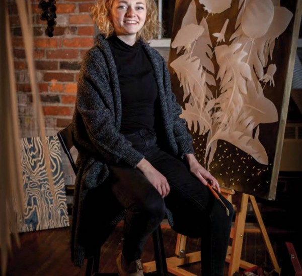 Art & Design | In Conversation with Olivia Brouwer